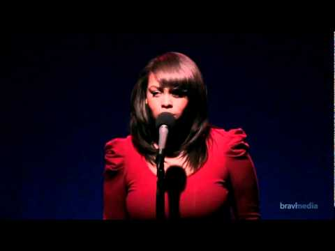 Raena White sings Miss Celies Blues (Sister) at January 31st Monday Nights, New Voices Concert