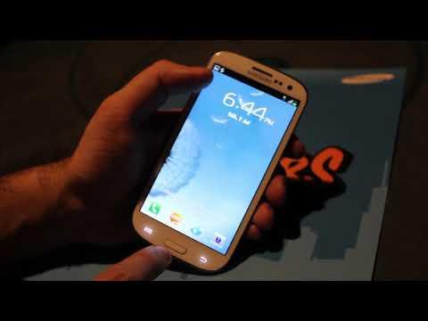 Samsung Galaxy S3 - Trucos. Novedades. Analisis Completo. Review Español