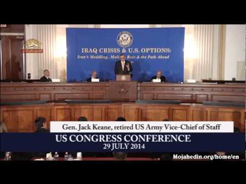 Gen. Jack Keane speaks on Iranian regime role in Iraq