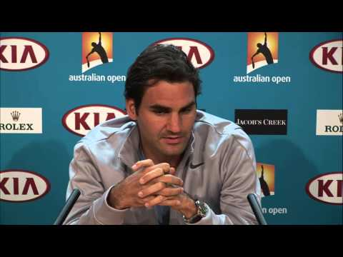 Press Conference Highlights - Australian Open 2013