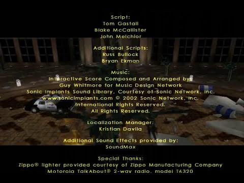 Die Hard: Nakatomi Plaza - Ending