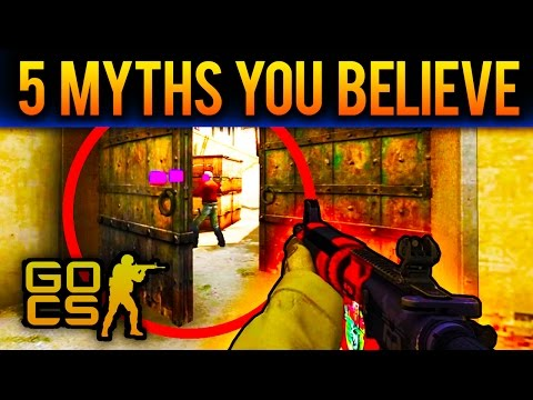 5 CS:GO Myths You Still Probably Believe