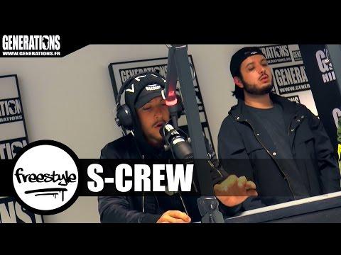 S-Crew - Freestyle 2 #DestinsLiés (Live des studios de Generations)