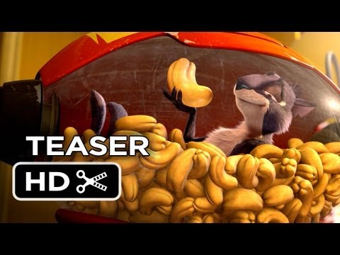 The Nut Job TEASER 1 (2014) - Katherine Heigl, Liam Neeson Animated Movie HD