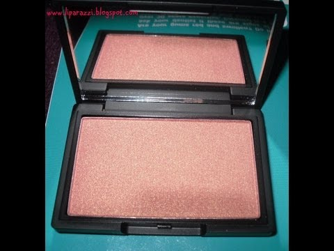 Sleek Blush Review (Dupe for Nars Blush) .wmv