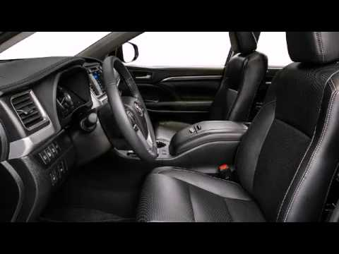 2014 Toyota Highlander Hybrid Video