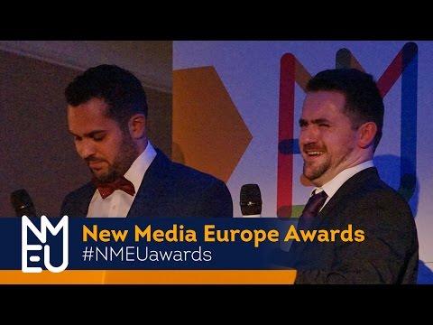 The New Media Europe Awards 2016