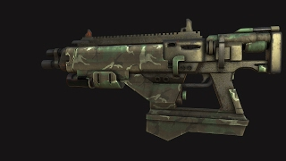 Weapon Fusion Rifle F3