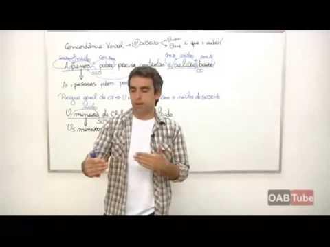 Aprenda Tudo Sobre Concordância Verbal e Nominal 1