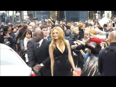 Bradley Cooper,Heather Graham & Zach-The Hangover 3 London Premiere