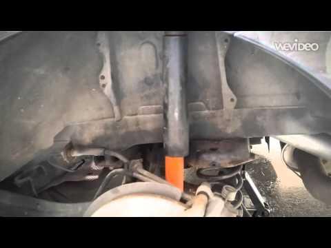 Mazda 3 Rear Koni Orange Shocks