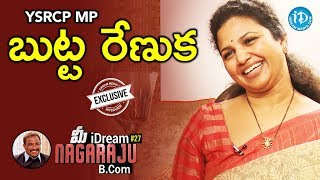 YSRCP MP Butta Renuka Exclusive Interview Talking Politics