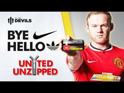 New MUFC/Adidas Kit Deal? | United Unzipped | Manchester United News