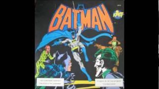 Power Records, Batman: The Scarecrow's Mirage
