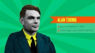Alan Turing: Great Minds