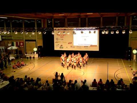 Szupergirls - Europameisterschaft 2011