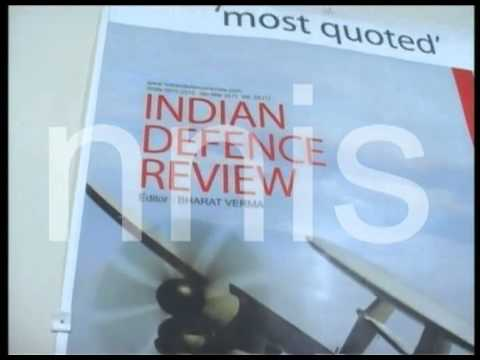 EXPERT SAYS INDIA IS LARGEST IMPORTER OF ARMS IN THE WORLD NNIS SPECIAL
