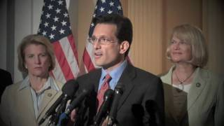 Republican Whip Eric Cantor: Mr. President, What About Fannie Mae & Freddie Mac?