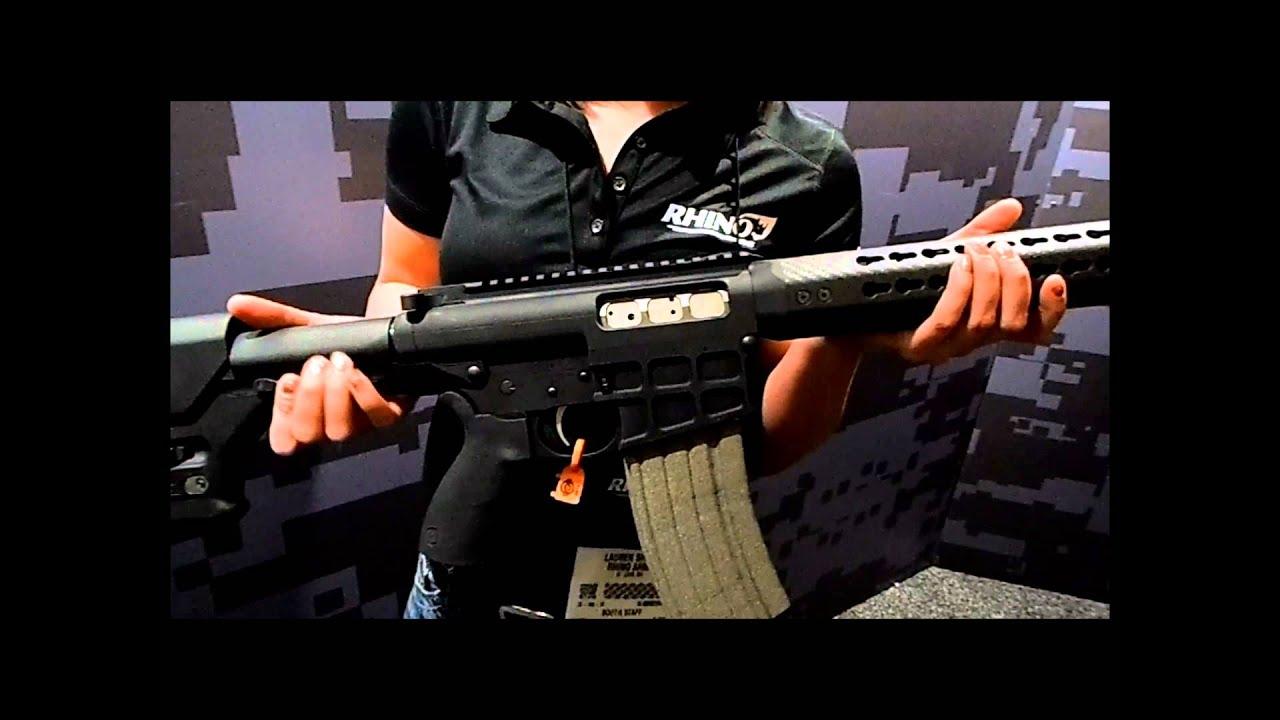 Rhino Arms Magazine Rhino Arms Ar-12 Making The