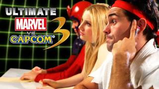 Rejected Ultimate Marvel vs. Capcom 3 Characters - TGS
