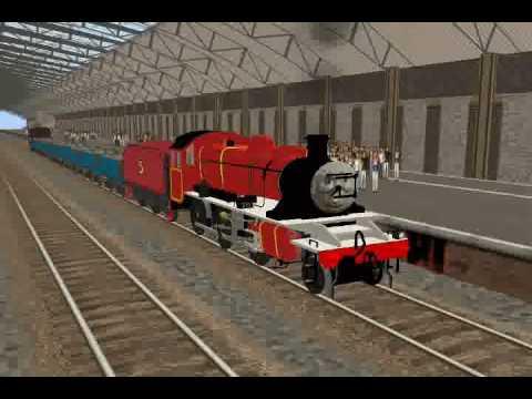 Trainz James - ... Algy