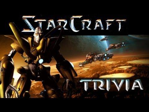 Was zur Hölle ist ein Zurg!? - StarCraft - GIGA Trivia #5