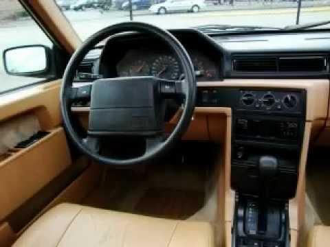 Preowned 1993 Volvo 940 Seattle WA - YouTube