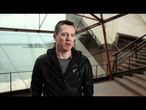 Inside Vivid Sydney | Fergus Linehan, Vivid LIVE Creative Director