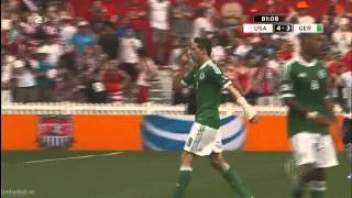 Julian Draxler Goal USA 4 3 Germany HD