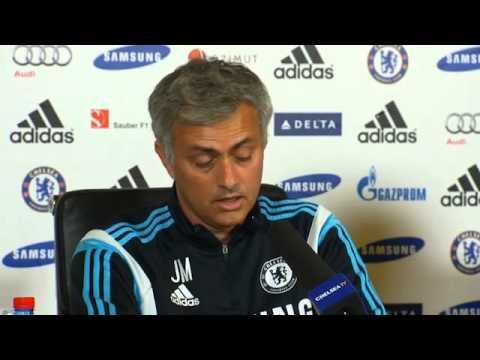Jose Mourinho more focused on the beach than transfer market
