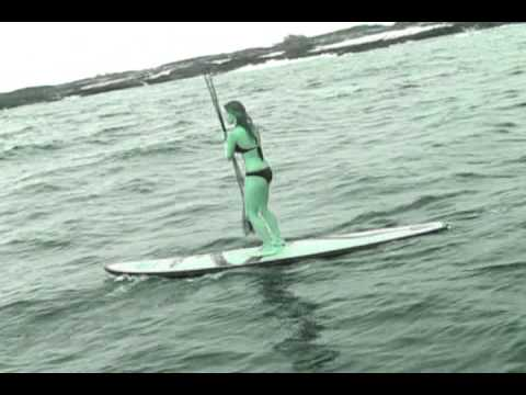 SUP - Our Latest Dragon Board - 11'0