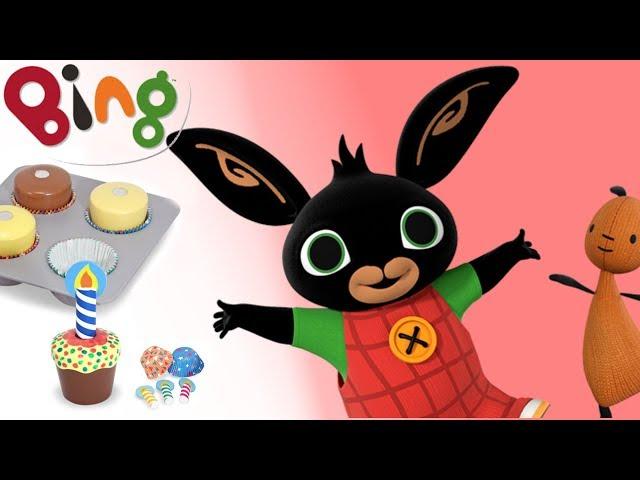 Króliczek Bing • Kreatywne zabawy Binga  i Baby Charlie • bajka po polsku