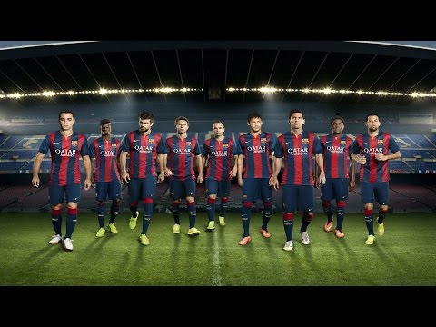 Pes 2014 Barcelona Vs Chelsea Gameplay Hd video