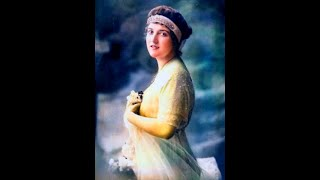 """Mammy's Song,"" Lucy Gates (1920) - CEDAR remastering"