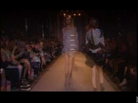 Paris :Sophia Kokosalaki Fashion show- Women's Ready to Wear 2010 Video