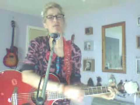 Holding out for a hero cover by lady miss emma