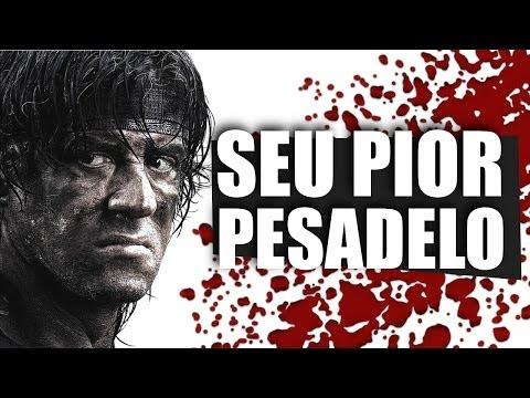 NÃo Compre Este Lixo! - Rambo: The Video Game. video