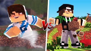 AR VS TERRA no MINECRAFT