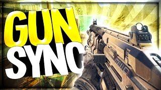 CoD Blackops 3 Gun Sync - TheFatRat Windfall