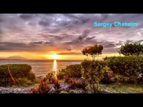 Такая красивая мелодия, что я плачу слушая... Шедевр.  Music Sergey Chekalin. Musical masterpiece.