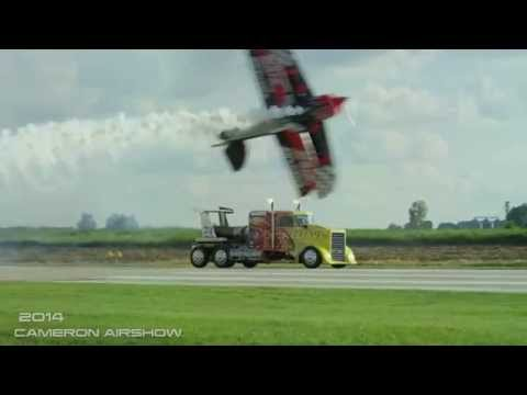 Amazing Airshow video - Cameron Airshow 2014
