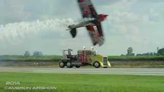 Amazing Airshow video - Cameron Airshow 2014 Jukin Media Verified (Original)