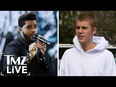 Justin Bieber Trashes The Weeknd | TMZ Live