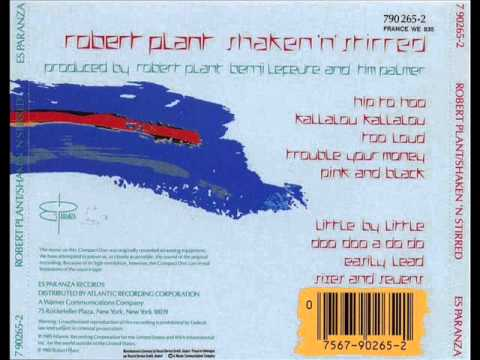 Cover image of song Hip to hoo by Robert Plant