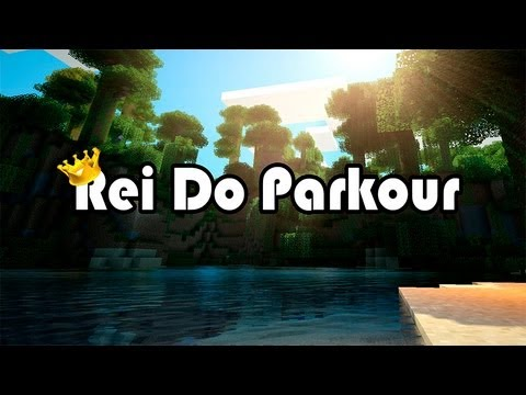 Rei do Parkour - Minecraft