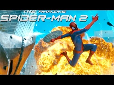 The Amazing Spider-Man 2 Trailer - Review by Chris Stuc