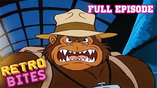 Ghostbusters | TV Series | Going Ape | Full Episodes | Kids Cartoon | Videos For Kids