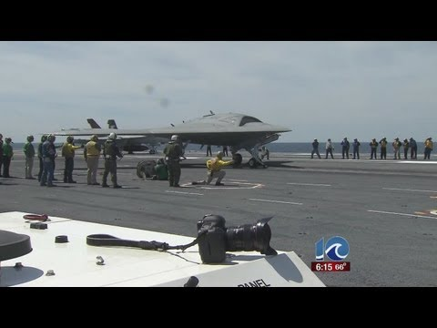 Unmanned aircraft launched