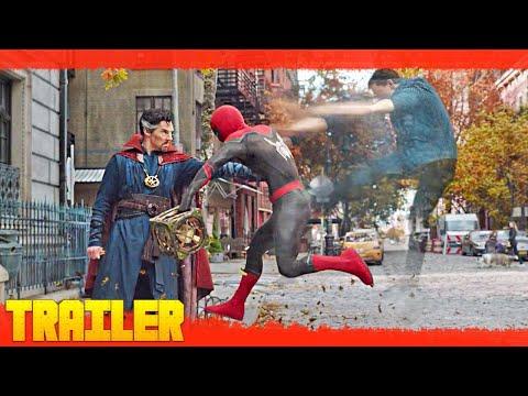 Spider-Man: No Way Home (2021) Marvel Tráiler Oficial Español