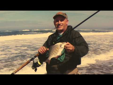 Grant's Getaways:  Surf Fishing and Clamming